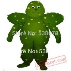 Prickly Cactus Mascot Costume
