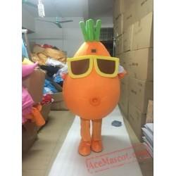 Vegetables Anime Cosplay Mascot Costumes Radish Cabbage Potato Eggplant
