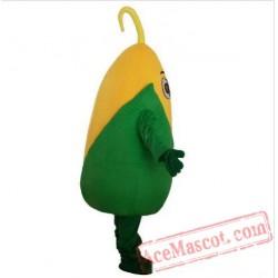 Vegetables Corn Mascot Costume