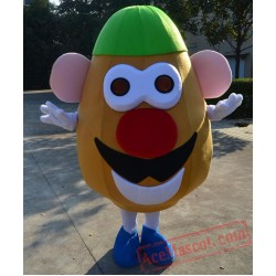 Mr. Potato Head Mascot Costume Vegetable