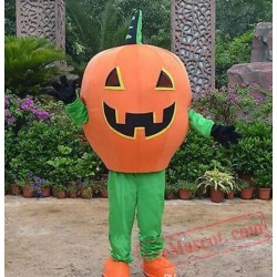 Professional Mascot Costume Pumpk