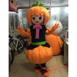 Pumpkin Vegetables Mascot Costume