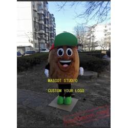 Potato Mascot Costume Bean Vegetable