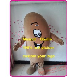 Potato Mascot Costume Vegetable