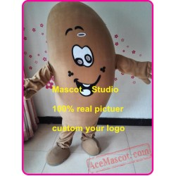 Potato Mascot Costume Vegetable