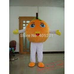 High Quality Orange Mascot Costumes
