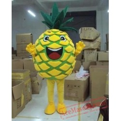High Quality Pineapple Mascot Costume Fruit Cartoon