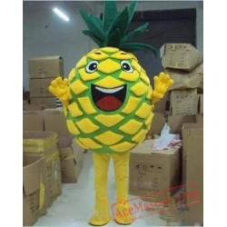 Pineapple Fruit Mascot Costume