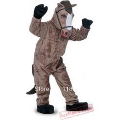 Horse Mustang Mascot Costume