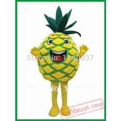 Pineapple Walking Cartoon Fruit Mascot Costume
