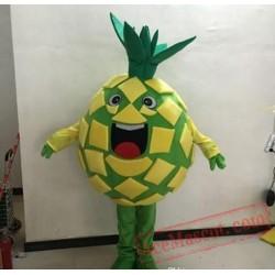 Fruit Pineapple Cartoon Mascot Costume