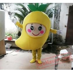 High Quality Mango Mascot Costume