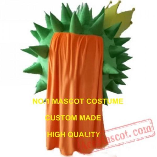King Durian Mascot Costume