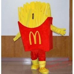 Bubble Cotton Mcdonalds Food Mascot Costumes