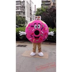 Donut Mascot Costume Pancake Food