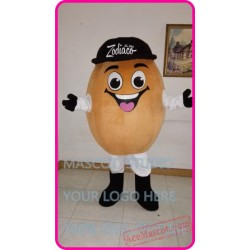 Suppli Food Mascot Costume Cartoon Character