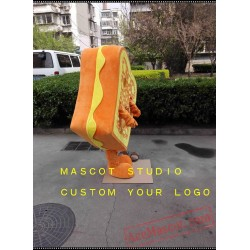 Sandwish Mascot Costume Food Cosplay Mascot