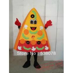 Good Quality Cheap Pizza Mascot Costume