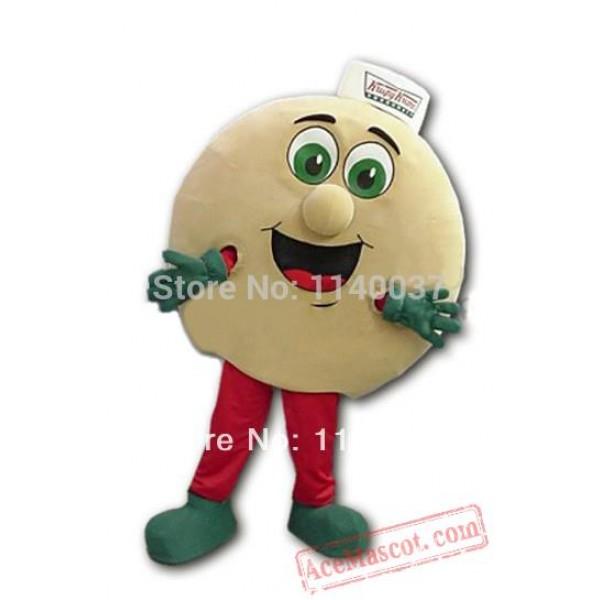 Donut Mascot Costume Characters Costume
