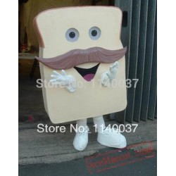 Resterant Bread Mascot Costume