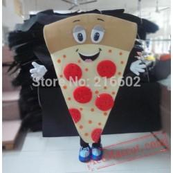Pizza Mascot Costume