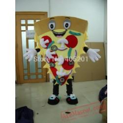 Pizza Mascot Costumes Quality Cartoon Food Mascot Costumes