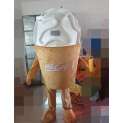 Ice Cream Mascot Costume Delicious
