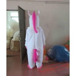 Horse Mascot Costume Adult