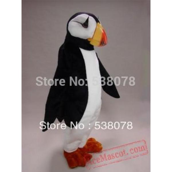 Adult Puffin Mascot Costume Bird