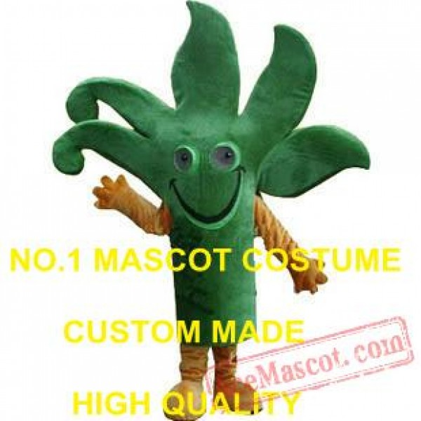 Green Tree Mascot Costume Cartoon Character Cosplay Affordable, unique, professional freelance mascot designer since 2003. ace mascot