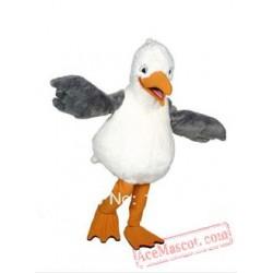 Swan Mascot Costume