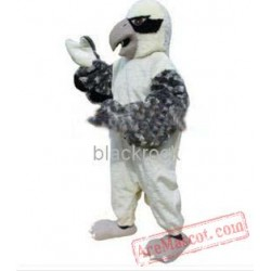 Adult Osprey Bird Mascot Costume