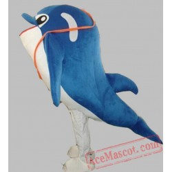 Sea Animal Outfit Dolphin Mascot Costume