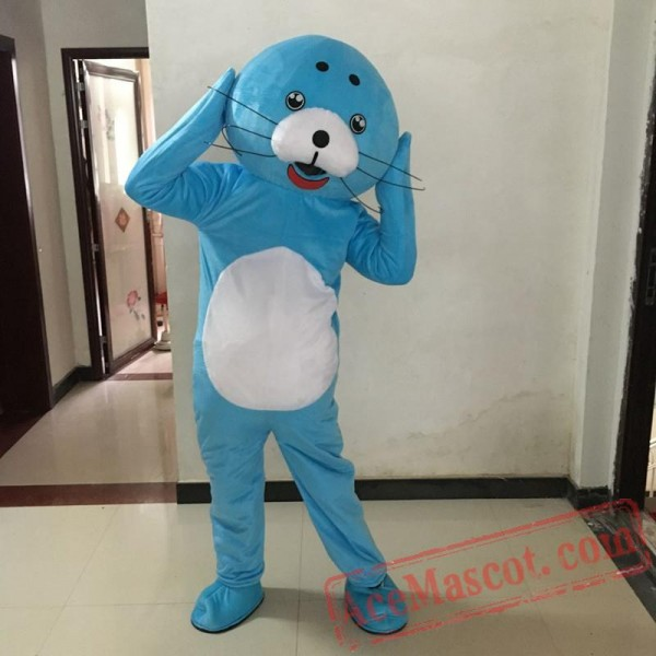 Character Sea Lion Mascot Costumes Seal Costumes