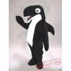 Sea Animal Whale Mascot Costune