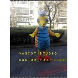 Seahorse Mascot Costume
