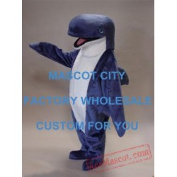Best Sea Animal Mascot Blue Whale Mascot Costume