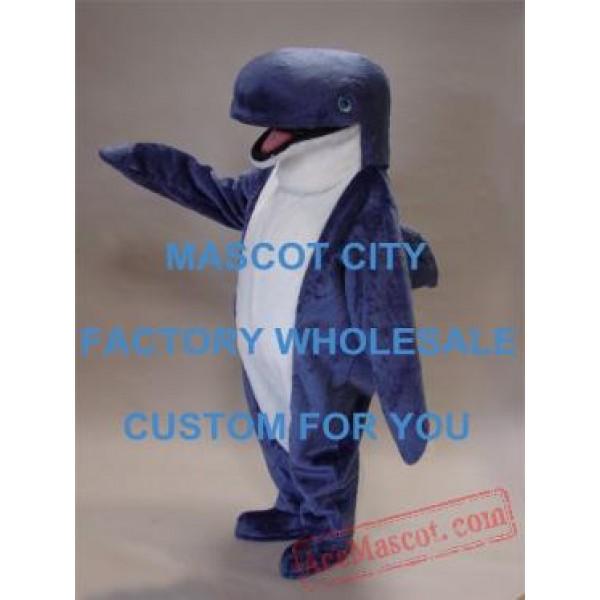Best Sea Animal Mascot Blue Whale Mascot Costume