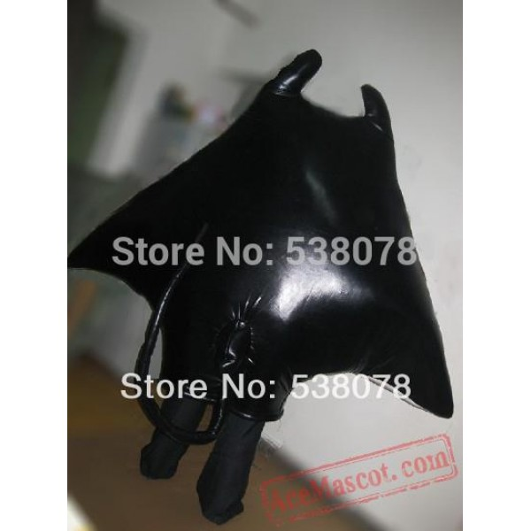 Adult Manta Rays Devil Ray Mascot Costume Deep Sea Fish Mascot