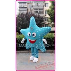Starfish Sea Star Mascot Costume