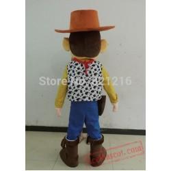 Woody Mascot Cartoon Mascot Costume Cartoon Mascot
