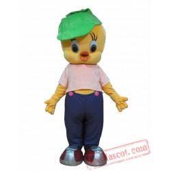 Tweety Bird Mascot Costume Cartoon Costumes