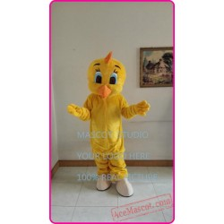 Tweety Bird Mascot Costume Cartoon