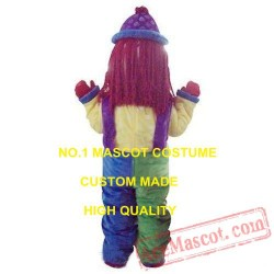 Clown Girl Mascot Costume