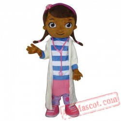 Doc Mcstuffins Mascot Costumes Girl Doctor Costumes