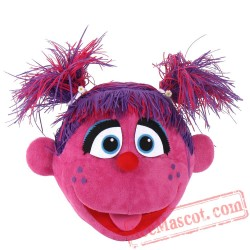 Cartoon Magic Girl Mascot Costumes Abby Cadabby Mascot Costumes