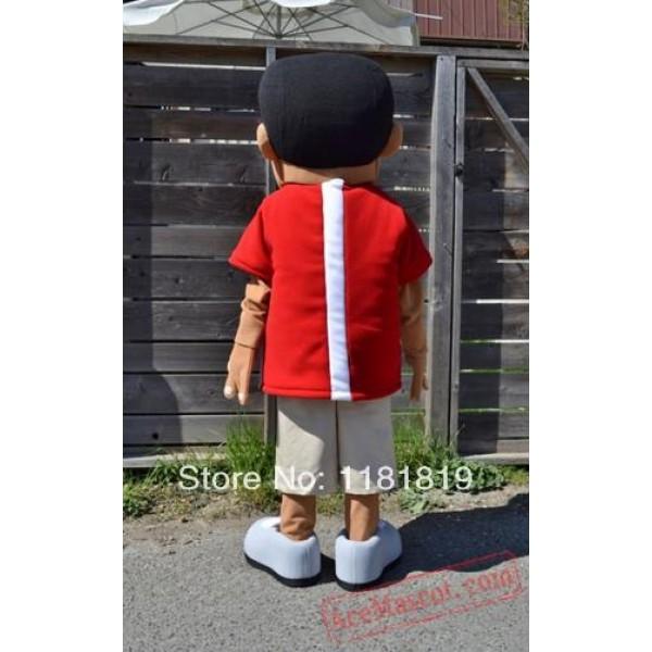 Boy Mascot Costume