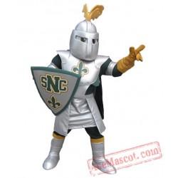 Knight St Norbert Mascot Costume