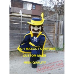Cavalier Mascot Costume Knight Costumes