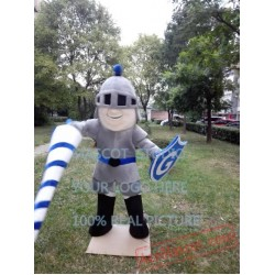 Lanceer Mascot Costume Knight Mascot Costume